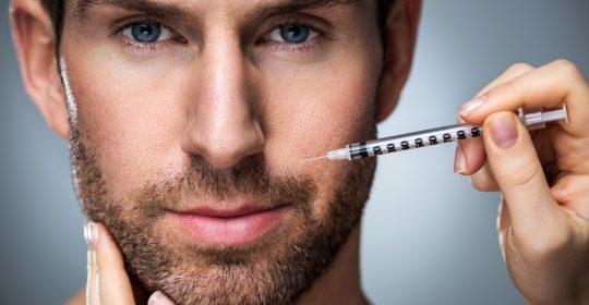 Schönheitsop Mann: Ästhetisch-plastische Chirurgie bei Männern